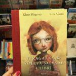 """La IB secondaria legge """"La ragazza che voleva salvare i libri"""""""